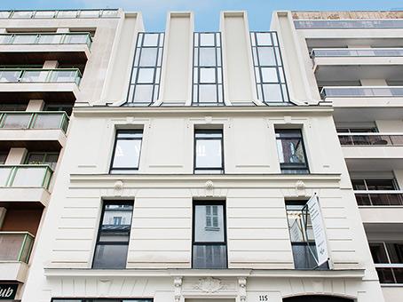 Regus - Paris Batignolles - 115 rue Cardinet - Cedex 17 - Paris