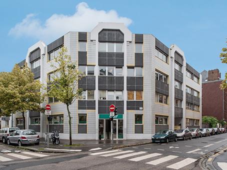 Rouen cité Administrative - 72 rue de Lessard - Rouen