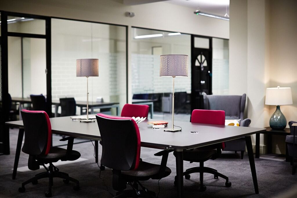 56 Oxford Street, M1 - Manchester (private, co-working, hot-desk)