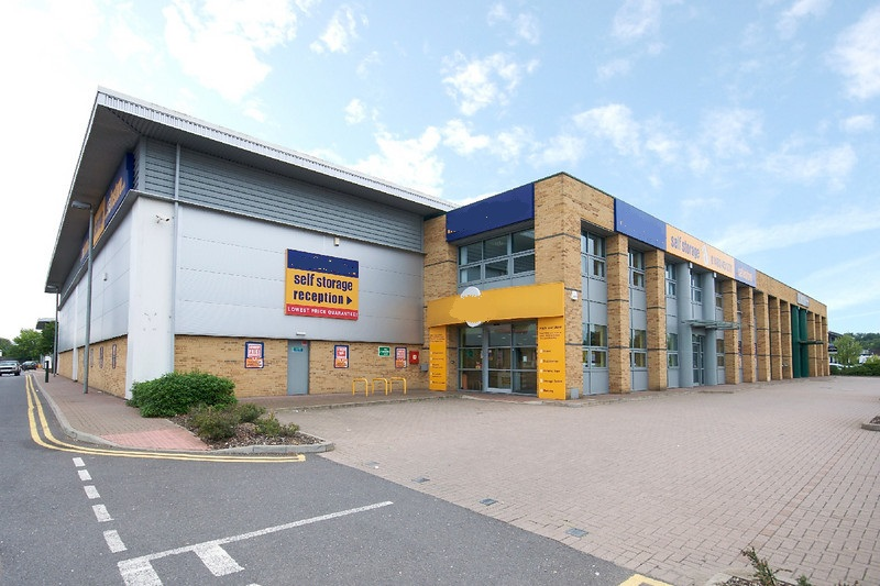Safestore - Slyfield Industrial Estate - Moorfield Road, GU1 - Guildford