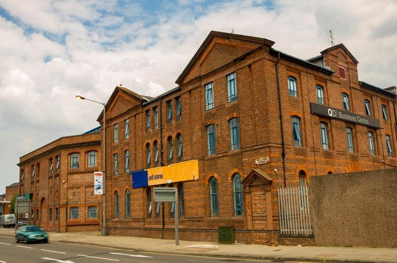 Safestore - Liverpool Queens Dock - Jordan Street, L1 - Liverpool
