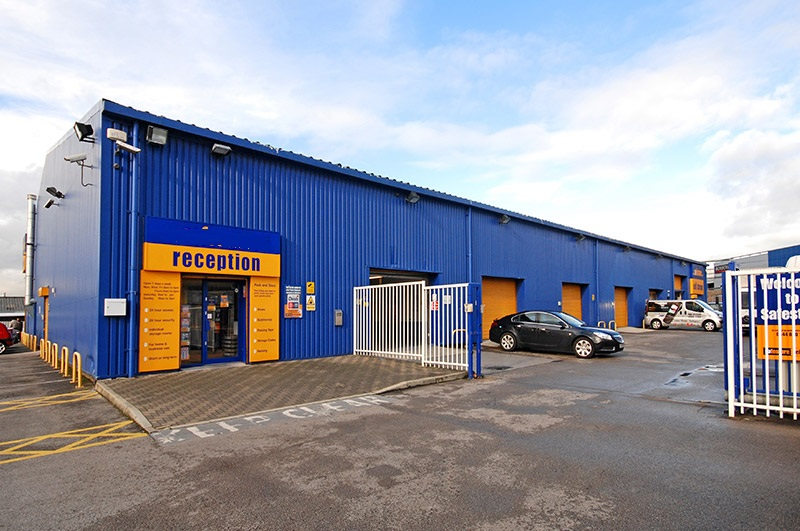 Safestore - 202-208 Cheetham Hill Road, M8 - Manchester Central