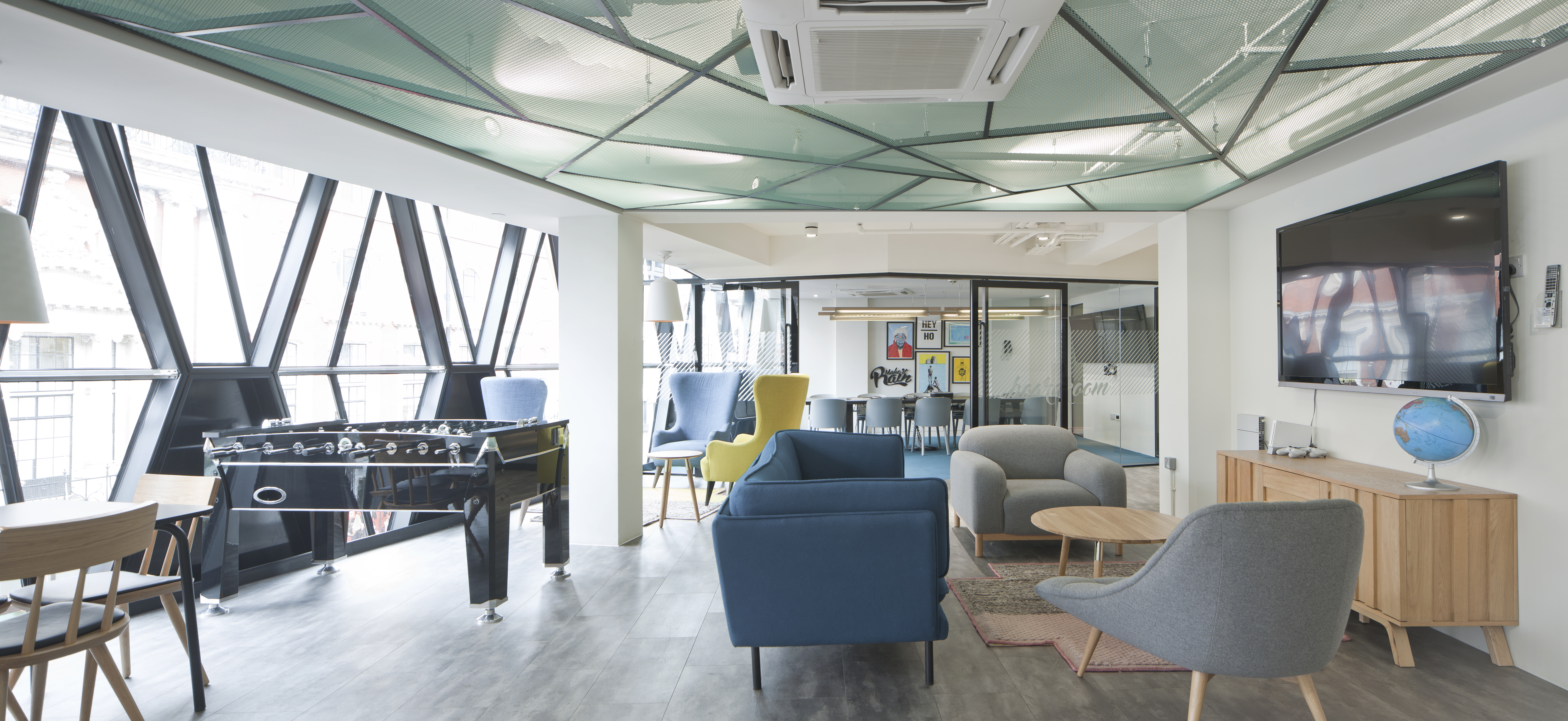 Work - 6 Ramillies Street, W1 - Soho (Shared and Private Offices)