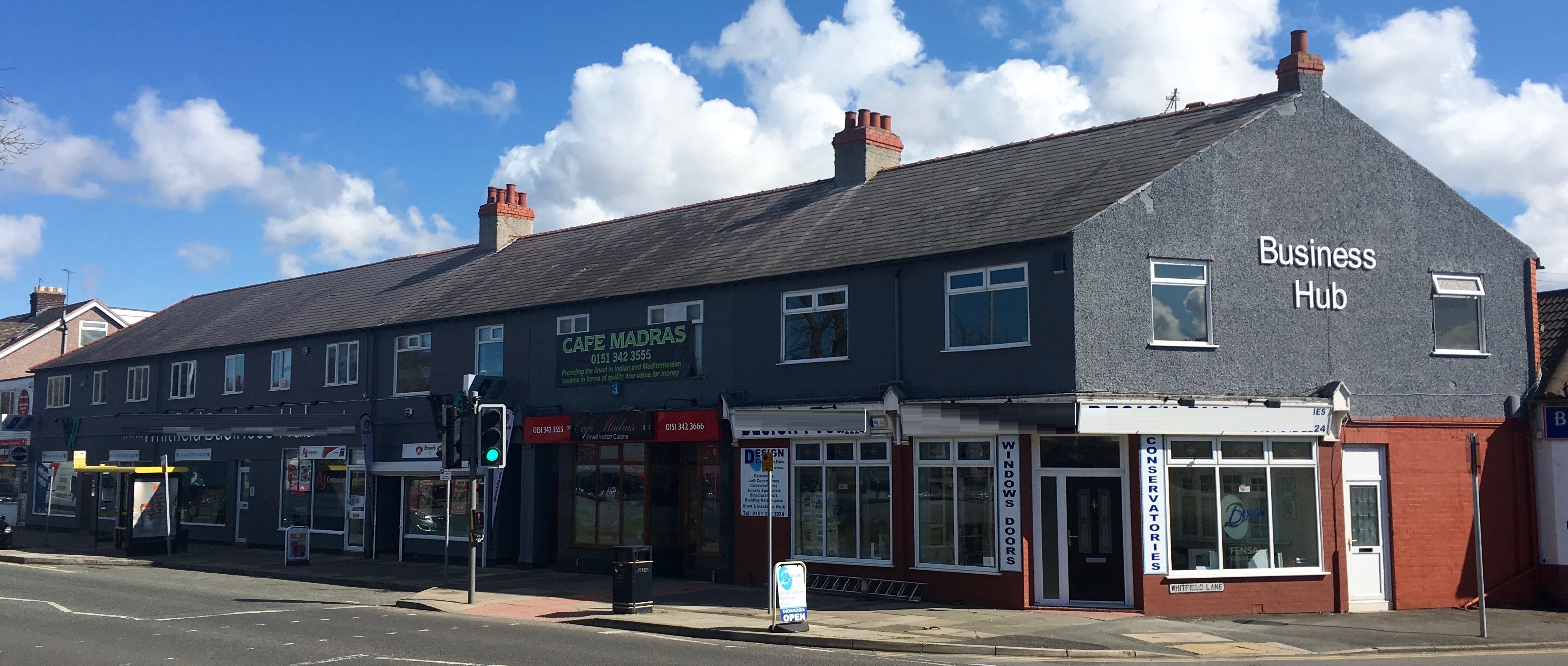 Whitfield Business Hub - 188-200 Pensby Road, CH60 - Heswall
