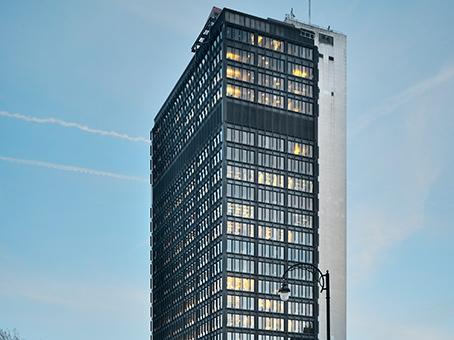 Brussels IT Tower - Avenue Louise 480 - Brussels