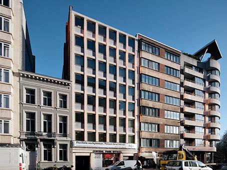 Regus - Quellinstraat 49 - Antwerp City Centre