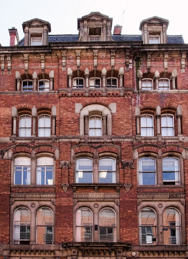 Portland Street, M1 - Manchester