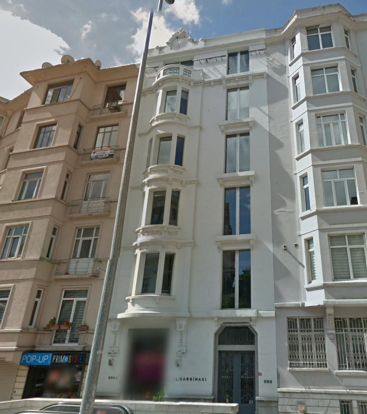 Mesrutiyet Street 90 - Beyoglu - Istanbul