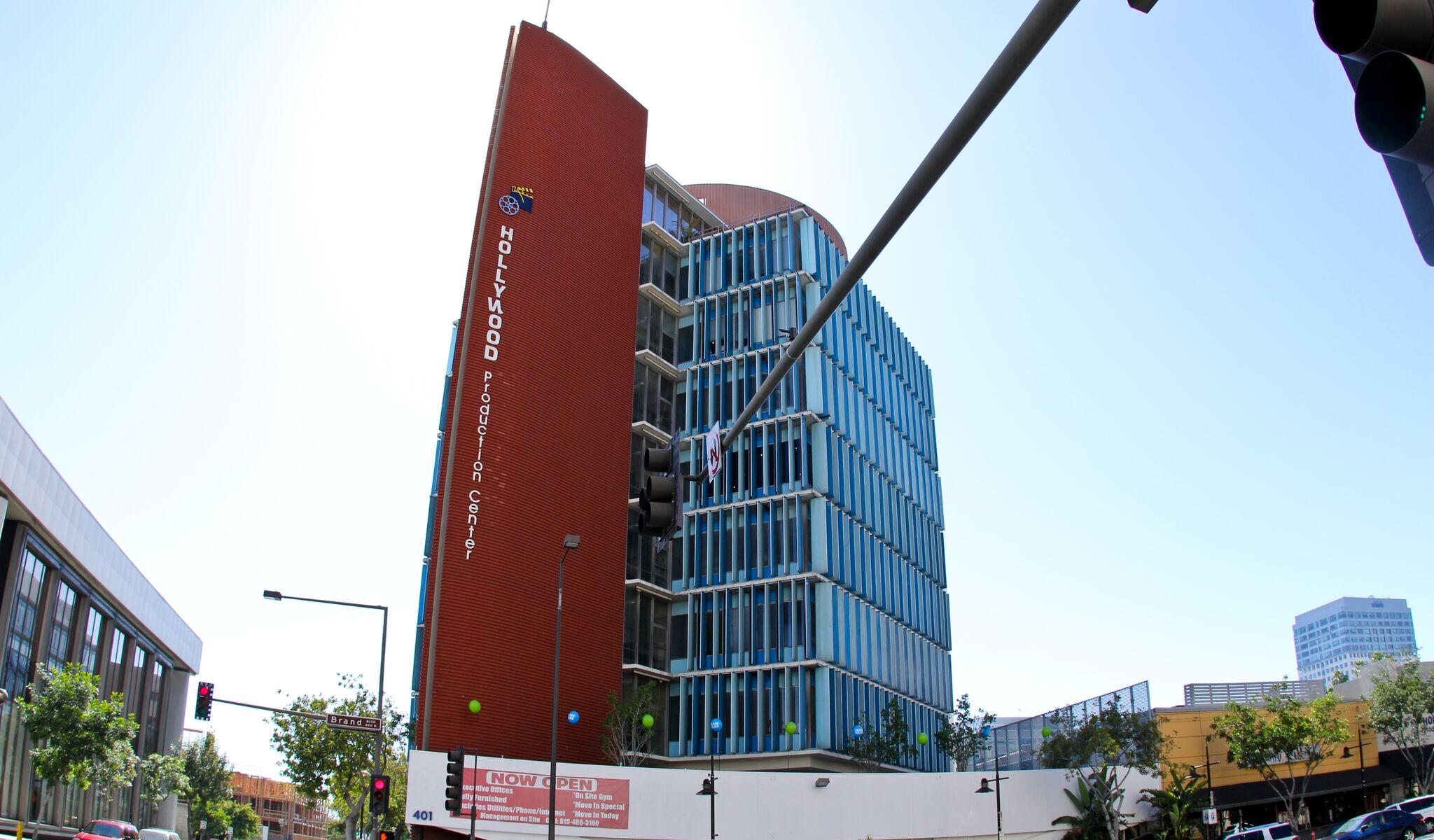 Hollywood Production Center - W. Lexington Dr, Glendale - CA