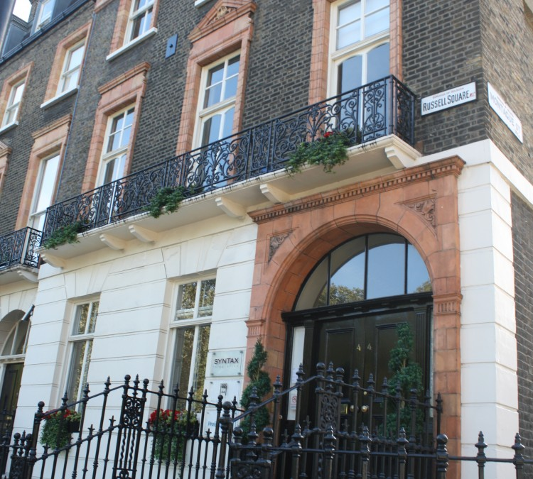 44 Russell Square, WC1 - London