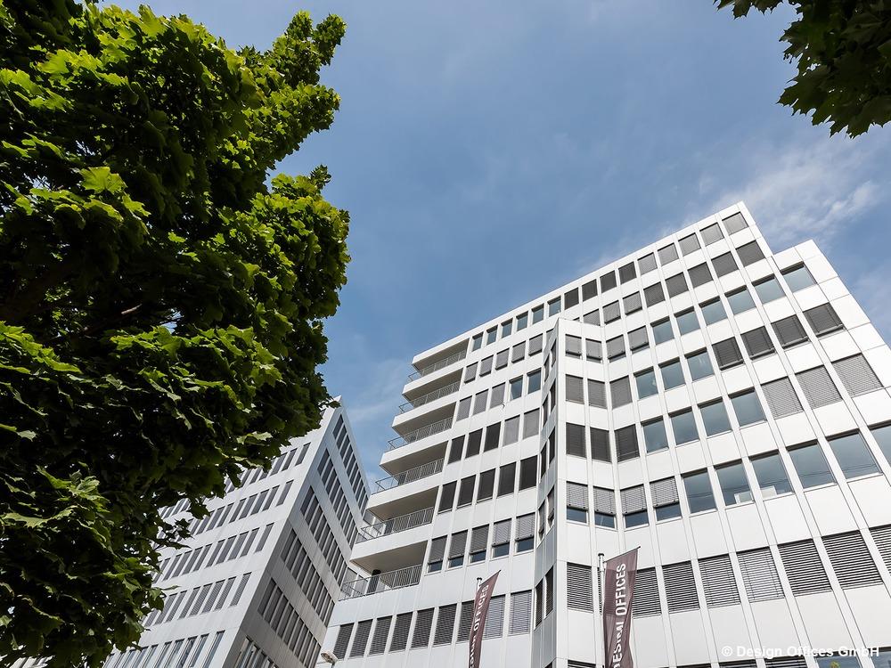 Design Offices Stuttgart Tower - Schelmenwasenstrasse 37 - Stuttgart