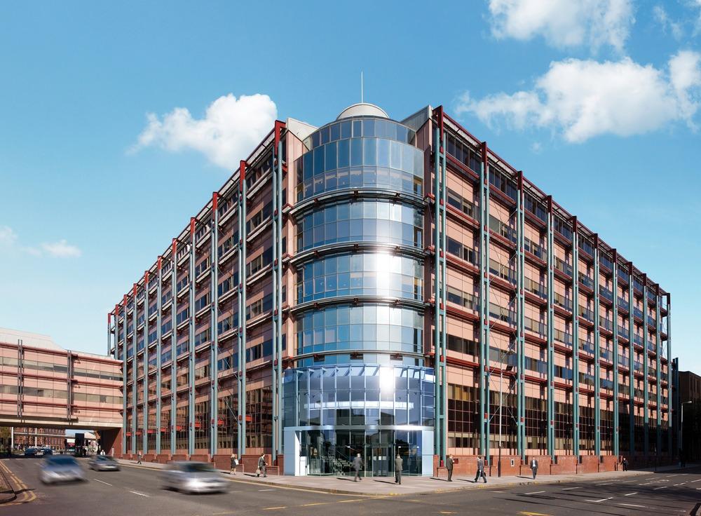 Spaces - (Regus) Glasgow - Charing Cross - Tay House - 300 Bath Street, G2 - Glasgow