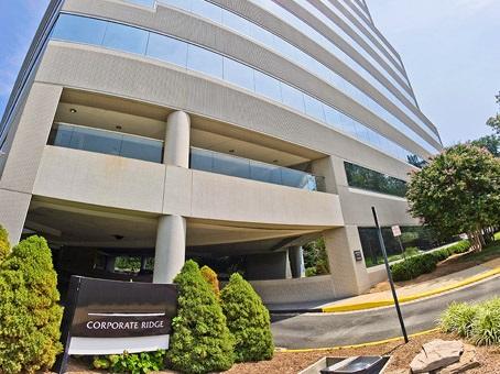 Regus - Executive Plaza Center - 2010 Corporate Ridge - McLean - VA