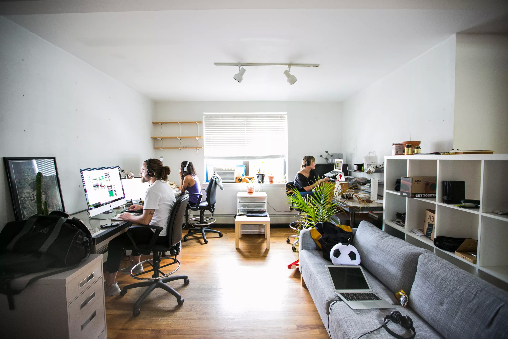 Workspace Williamsburg - 5 Devoe St - Brooklyn NY