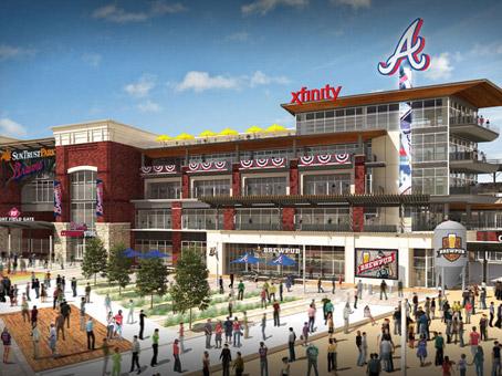 Spaces - The Ballpark Atlanta - Atlanta, GA