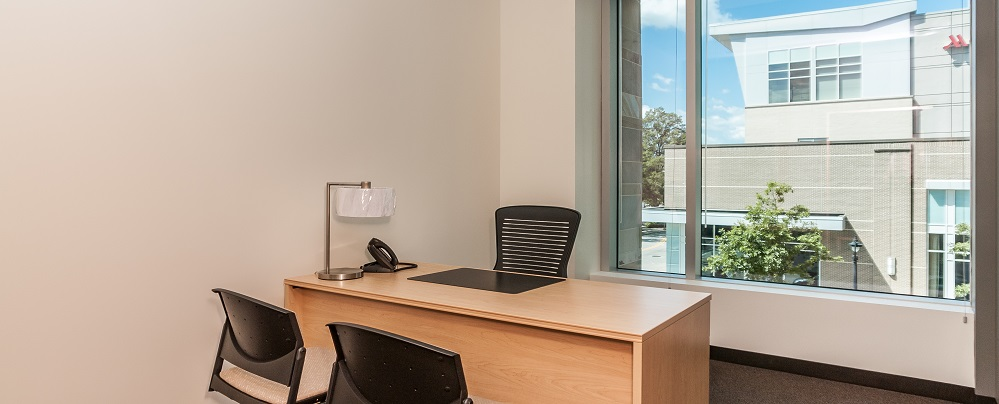 Office Space in Fayetteville St Suite