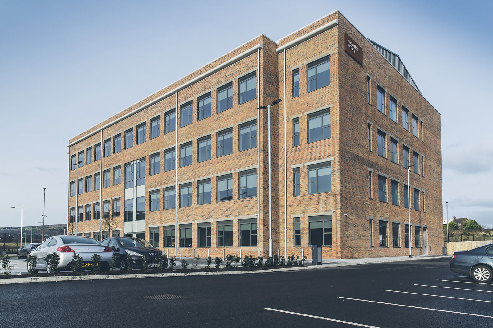 The Innovation Factory - Forthriver Business Park - 385 Springfield Road, BT12 - Belfast