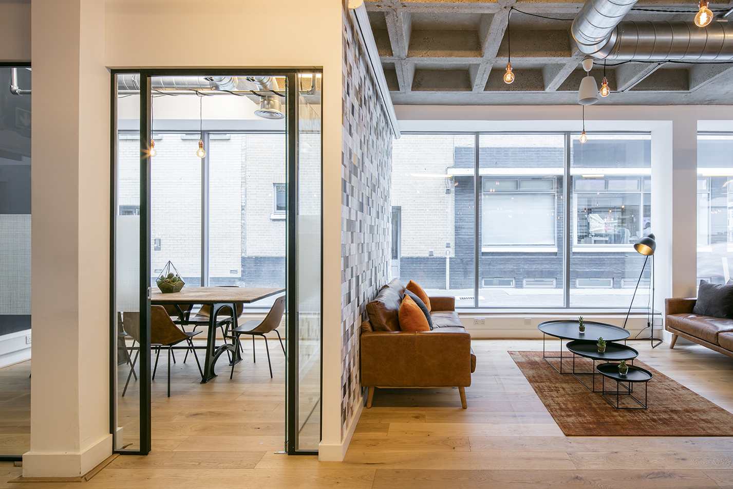 The Boutique Workplace Company - The Desk - 114-116 Curtain Road, EC2 - Shoreditch
