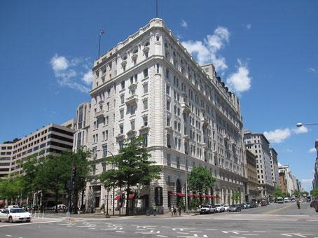 Regus - 1101 Pennsylvania Ave - Washington, DC