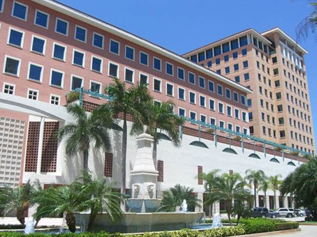 Regus - 1 Alhambra Plaza - Coral Gables, FL