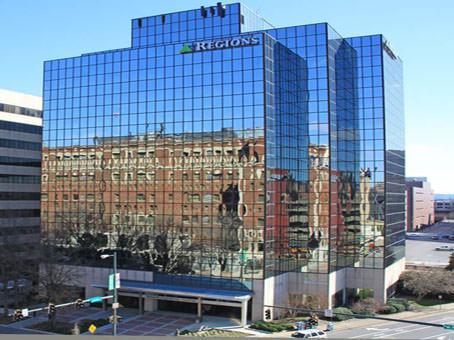 Regus - Tallan Financial Center - 200 W Martin Luther King Blvd. - Chattanooga, TN