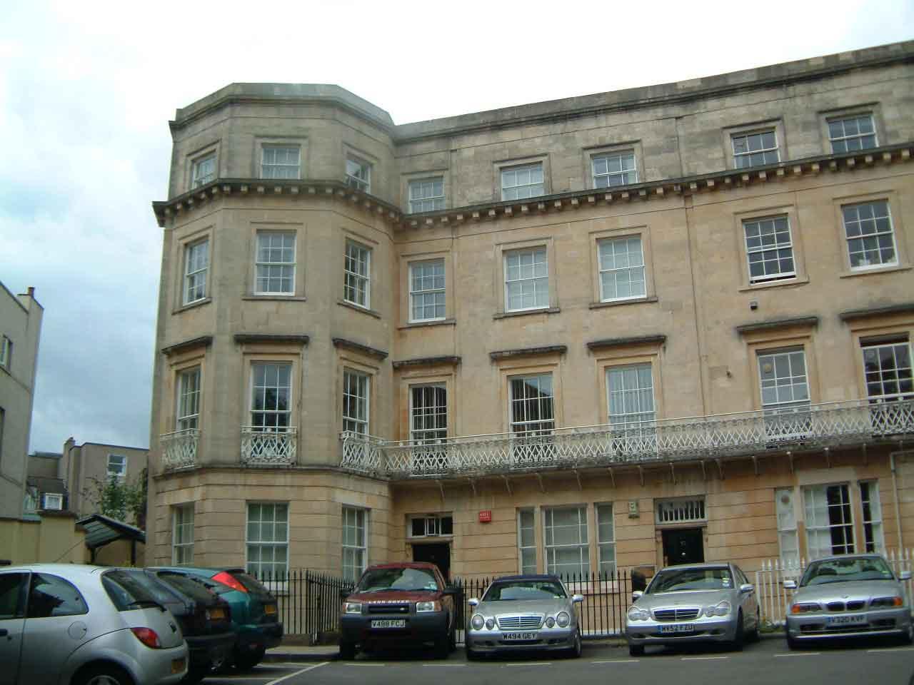 Saville Court Business Centre - Saville Place, BS8 - Clifton - Bristol