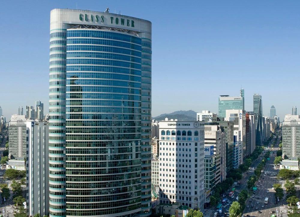 Glass Tower Seoul - 534 Teheran-ro - Gangnam-gu - Seoul