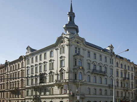 IP Pavlova 1789/5 - Prague 2 - Prague