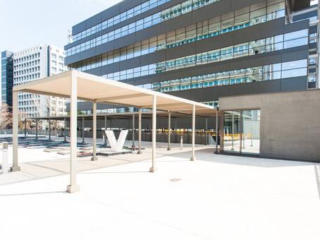 Madrid, Avenida America - Calle de Martinez Villergas 49 -  Madrid