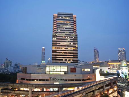 Siam Tower - 989 Rama Road - Pathumwan - Bangkok