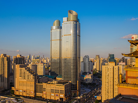 Shanghai Grand Gateway Tower - 3 Hongqiao Road - Xuhui District - Shanghai