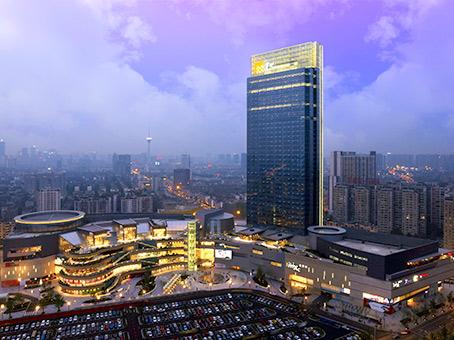 Chengdu China Resources Building - 10 Shuangqing Road - Chenghua District - Sichuan Province - Chengdu