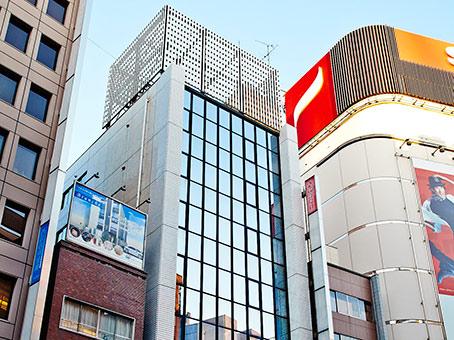 Shibuya Miyata Building - 1-12-14 Jinnan Shibuyaku - Tokyo