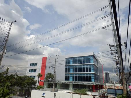 Polar Center Building - EDSA cor. Cornell Street - Brgy Wack-Wack - Mandaluyong City - Manila