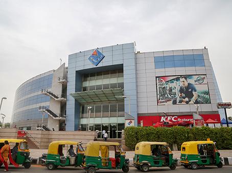 Vasant Square - Vasant Square Mall - Vasant Kunj - New Delhi