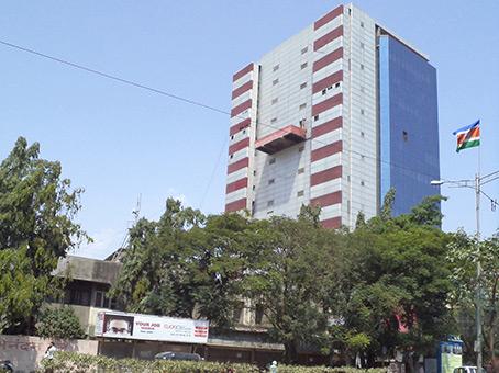 Regus - Chembur - VN Purav Marg - 9 Corporate Park II - Near Swastik Chambers - Chembur - Mumbai