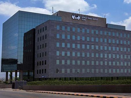 World Trade Centre - Dholepatil Farms Road - Kharadi - Pune