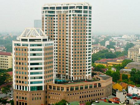 Hanoi Tower - 49 Hai Ba Trung street - Hoan Kiem district