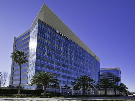 Howard Hughes Center - Center Drive - Los Angeles - CA