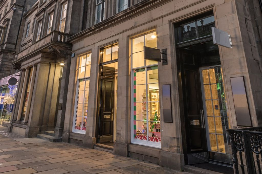 Spaces - (Regus) - 100-104 - West George Street, G2 - Glasgow