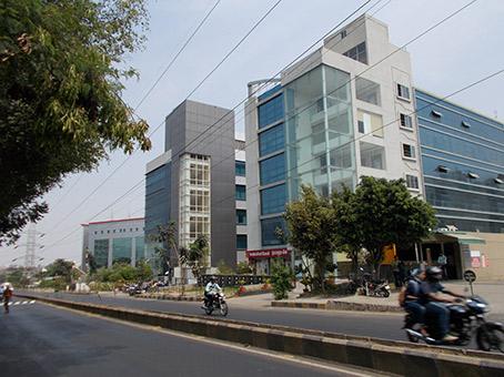 Tech Centre - Phase 1 - Rajiv Gandhi Infotech Park - MIDC - Hinjewadi - Pune