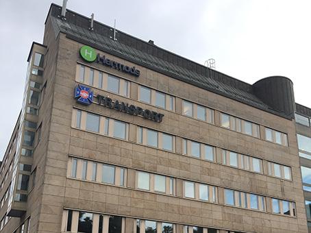 Stockholm Norra Bantorget - Olof Palmesgata 29 - Stockholm