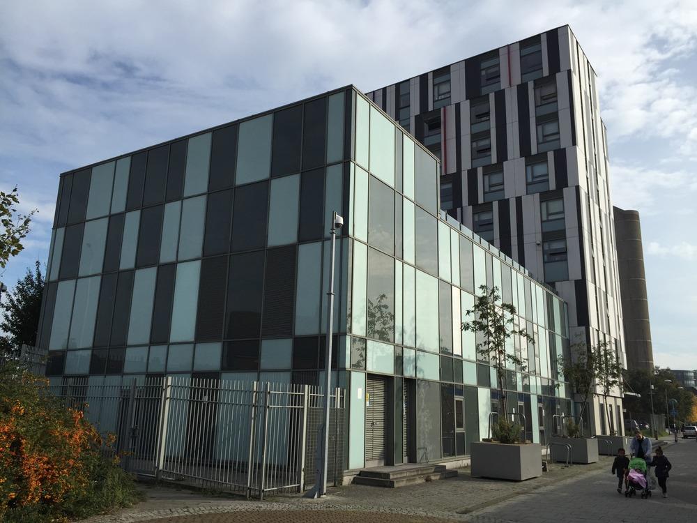 Barking Enterprise Centre 2 (BEC 2) - 50 Wakering Road, IG11 - Barking