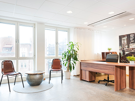 Office Space in th floor S:t Johannesgatan