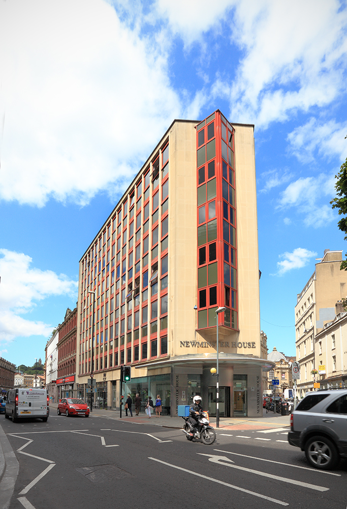 Chadwick Business Centres - Newminster House - 27-29 Baldwin Street, BS1 - Bristol