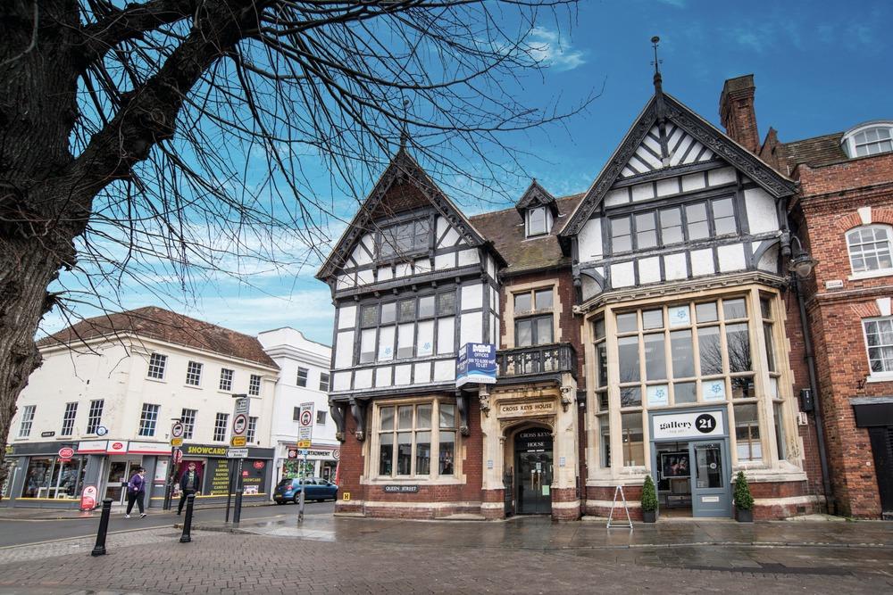 Regus - Cross Key House - 22 Queen Street, SP1 - Salisbury
