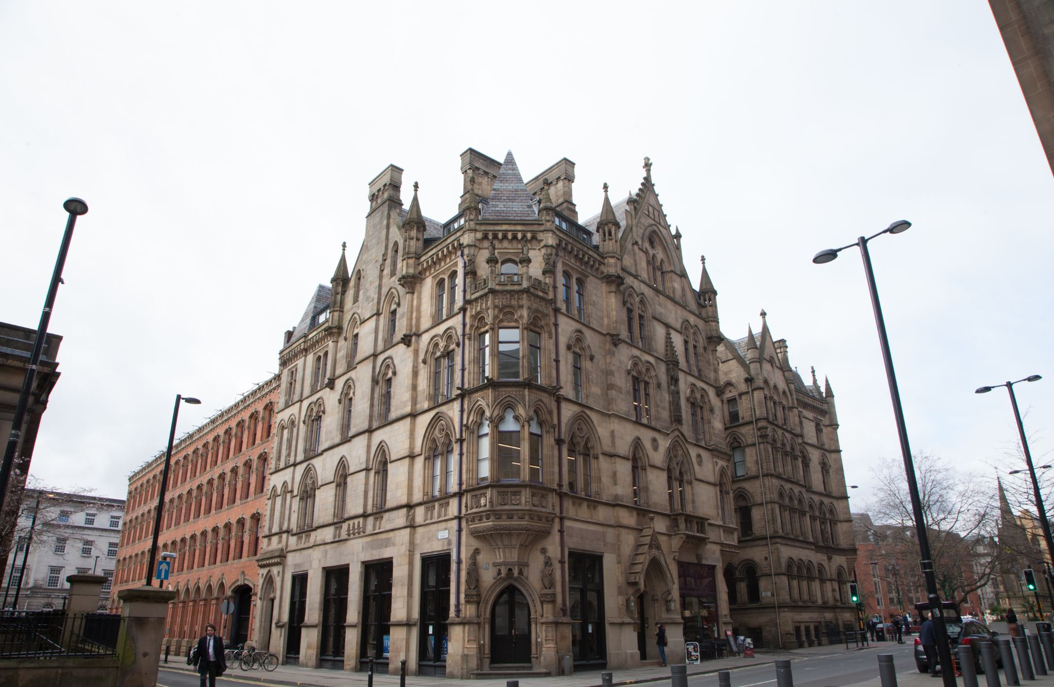 2 Mount Street, M2 - Manchester (private, co-working)
