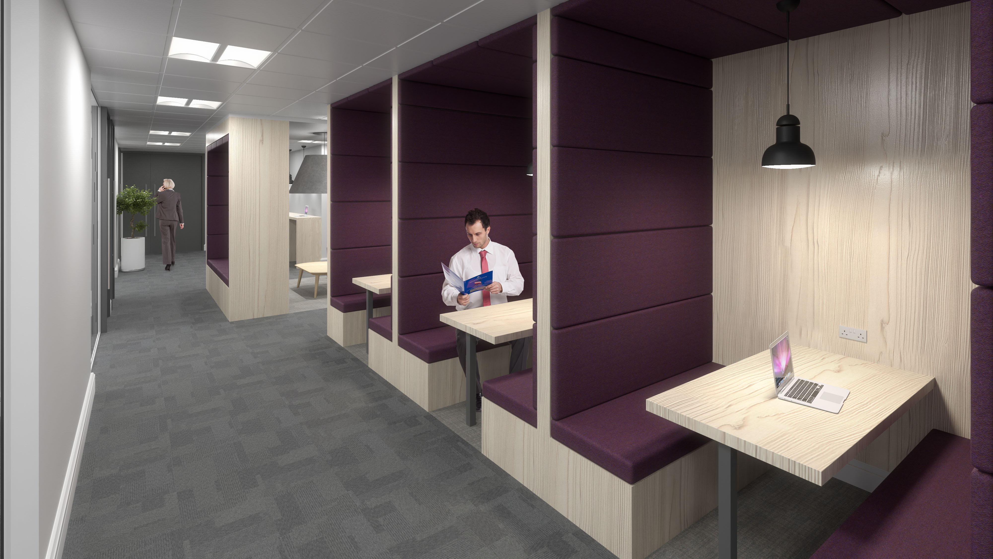 Office Space in Colmore Row Colmore Gate
