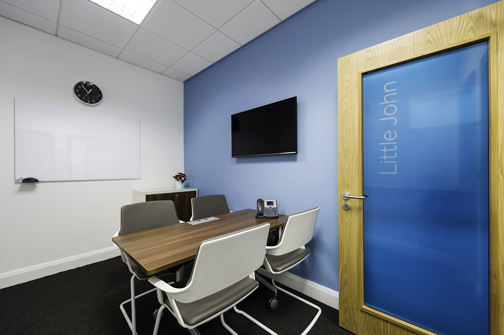 Office Space in Hilton Hotel Milton Street