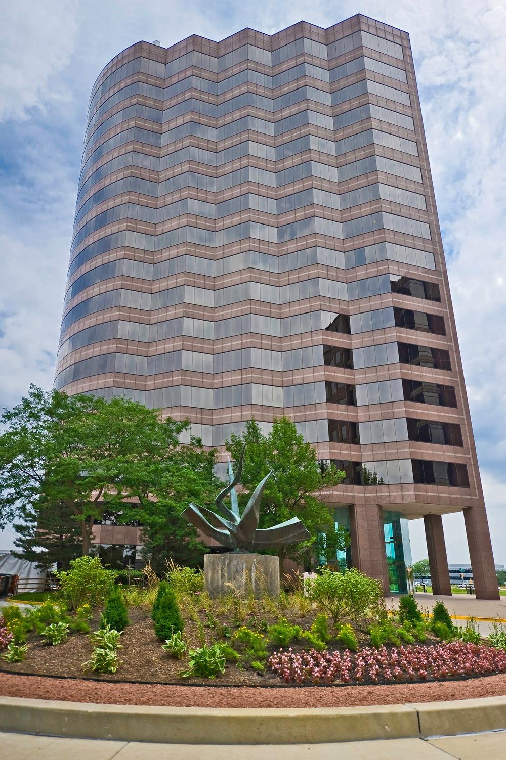 Regus - One Lincoln Center - 18W140 Butterfield Road - Oakbrook Terrace - Oak Brook - IL